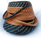 Sue Cowell's baskets are only part of the riches at Basketmaker.net!