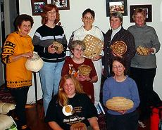 The Basket Bunch with Pamela Zimmerman and Lynn Hoyt